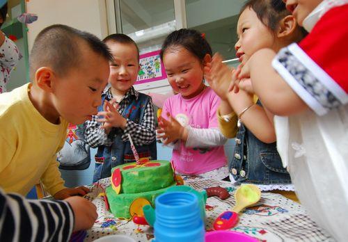 合肥市宿州路幼儿园本学期重点开展了区域游戏的创设和指