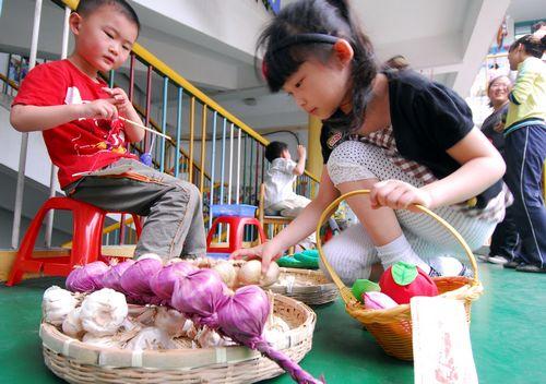 幼儿园区域花店方案-幼儿园区域设计方案_幼儿园区域