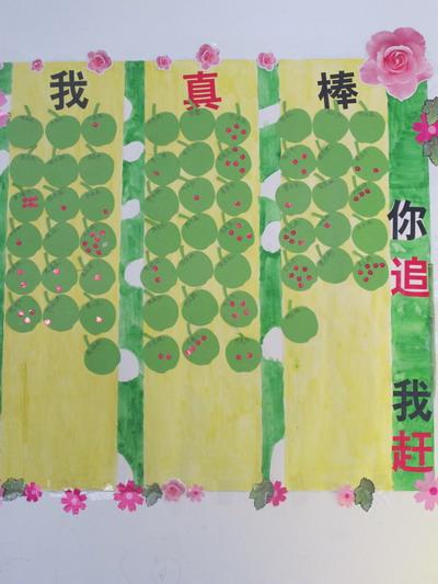幼儿园红花区图片