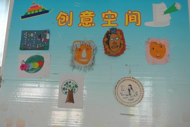 六小一年级分部各班教室文化掠影