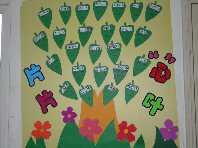 小学装扮教室的设计图展示