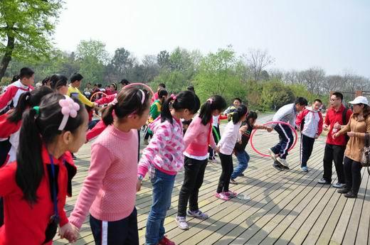 小学生手工画柳树