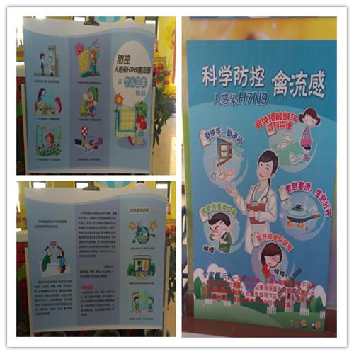 幼儿园h7n9预防知识