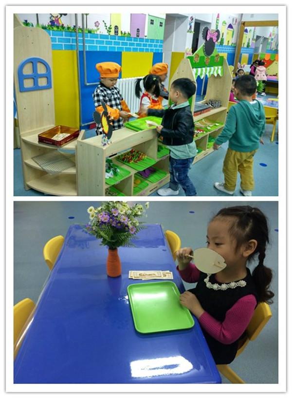 """首页 新闻中心 校园快讯 幼儿园新闻     """"好吃的烧烤,快来买咯!"""