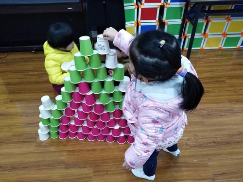 市委幼教集团:玩转密室趣味多攻略逃脱24第3关纸杯图片